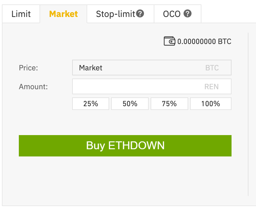 How To Buy Ethdown Without Stress 2021